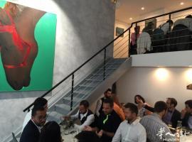 17 resto d'art ---艺术家的面---正式营业了!!!