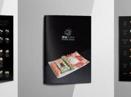 【德客天工品牌设计】巴黎餐饮时尚品牌专业设计