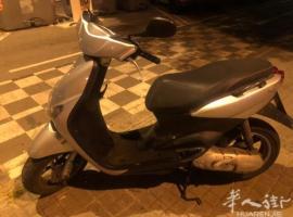 出一辆二手ciclomotor 年份2009年 y