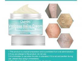 Cherioll Varicose Veins Cream 纯天然静脉曲张腿部外