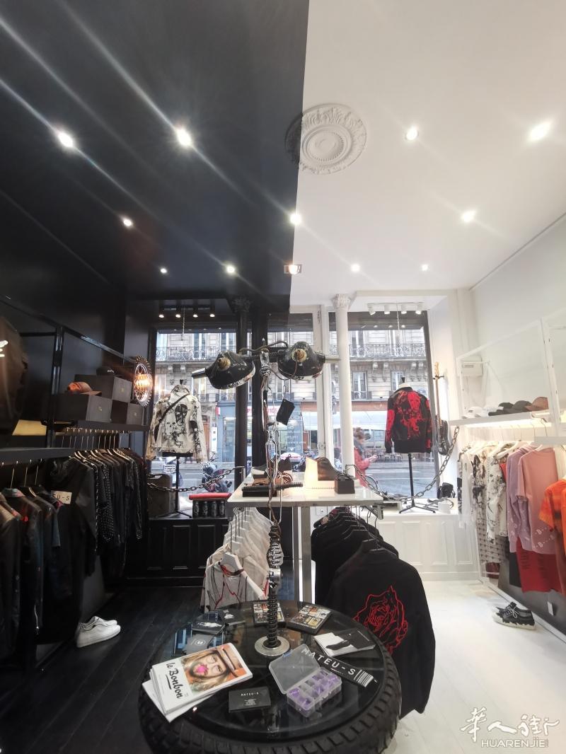 巴黎9区近老佛爷41平好店转让 其他行业,代理中介,服饰鞋包,店铺转让,地理位置 第7张图片