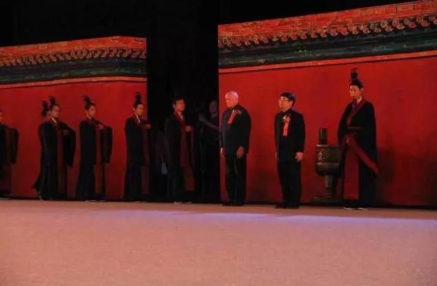 千年礼乐归东鲁,万古衣冠拜素王——四海孔子书院丙申礼乐祭孔释奠礼