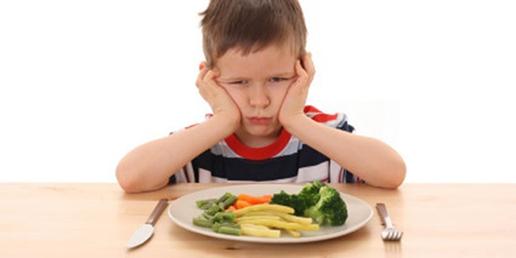 为何孩子不爱吃青菜 人类祖先留下的印记