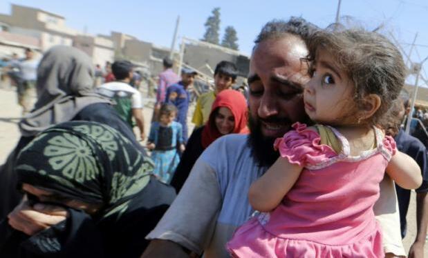 联合国:IS处决163名伊拉克平民 防止其逃离