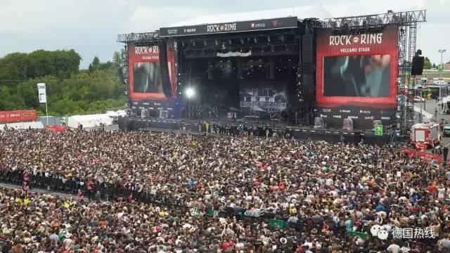 虚惊一场!德国露天音乐节恐袭警报源于拼写错误