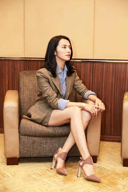 白玉兰评委姚晨:真实最具力量 行业需要开拓者